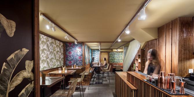 Fogo restaurant   el equipo creativo   interior design studio ...